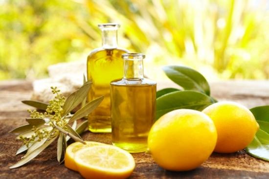 maslinovo ulje i limun