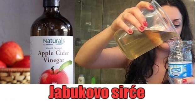 Jabukovo sirce