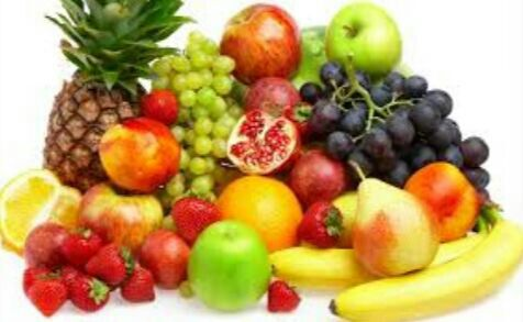 voće razne vrste