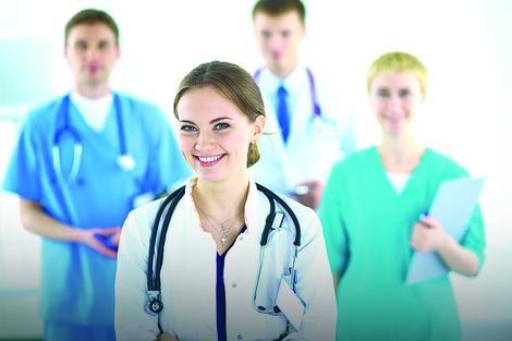 Lekari čekaju pacijente