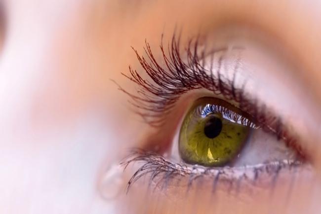 Oko sa kataraktom