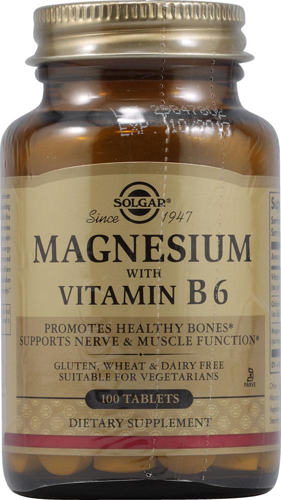 Teglica magnezijuma i B6