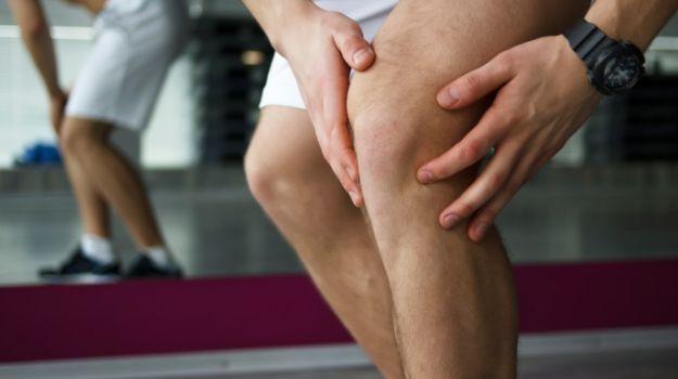 Povredjeno koleno