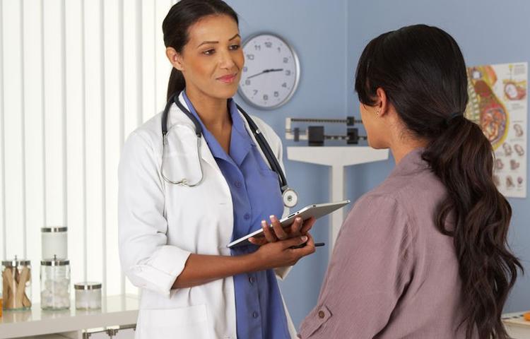 Razgovor sa doktorkom