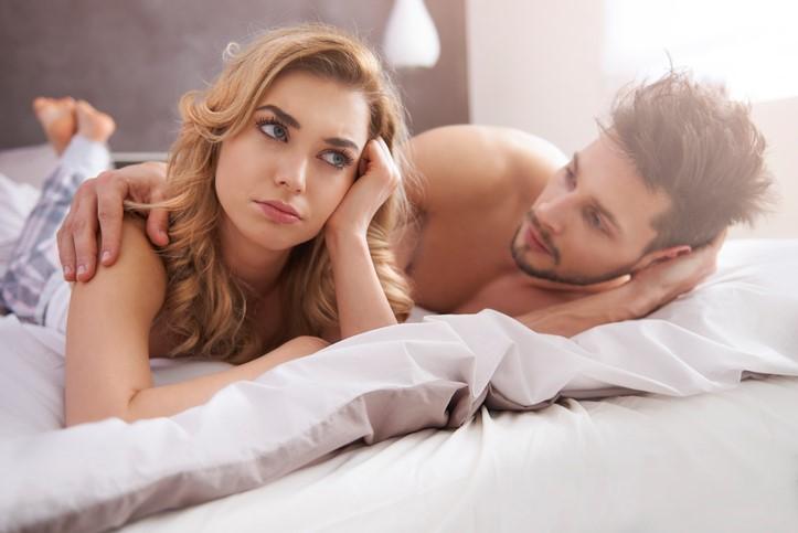 Dvoje u krevetu