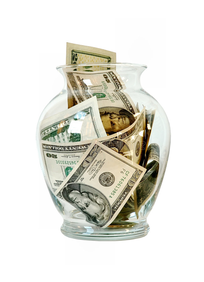 Money-glass