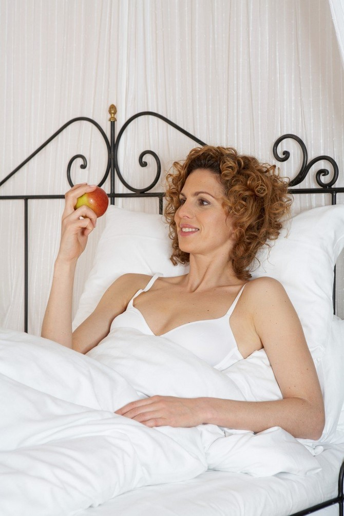 Jabuka pre spavanja